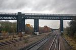 "BLS ""Roundhouse Rotator"", PoV 47828, Bennerley Viaduct, 17th November 2019"
