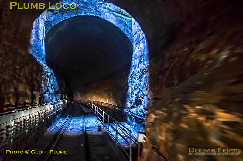 "PoV 508 140, BLS ""Ruby Shoesday"", St James Tunnels, 28th Ocotber 2018"