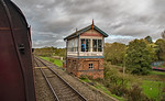 "PoV 47826, BLS ""Ruby Vampire"", Beeston Castle & Tarporley Signal Box, 4th November 2018"
