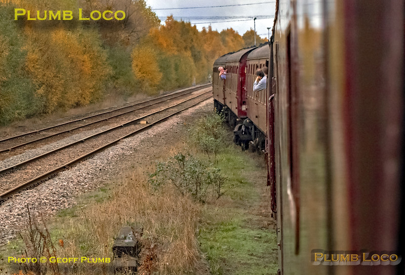 "BLS ""Ruby Vampire"", Dee Marsh Reception Line Derailment, 4th November 2018"