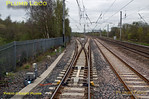 S&C Desiro Tracker, Bamfurlong Junction, Goods Lines, 1Z85, 19th April 2015