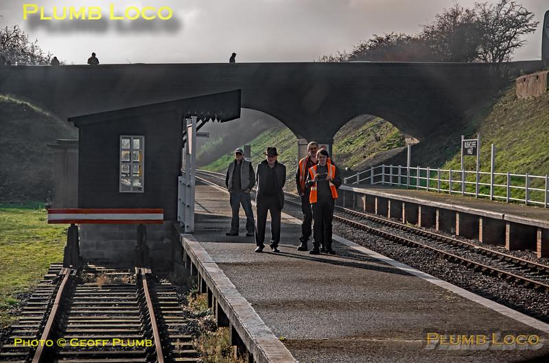 "PoV 41001, BLS ""Screaming Valentas"", Rushcliffe Platform 3 Group, 17th November 2018"