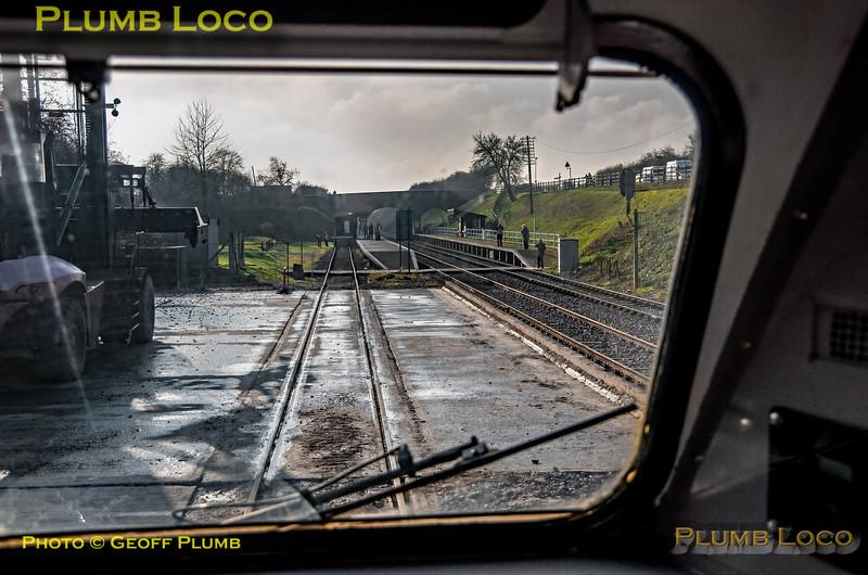 "PoV 41001, BLS ""Screaming Valentas"", Rushcliffe Loading Pad, 17th November 2018"