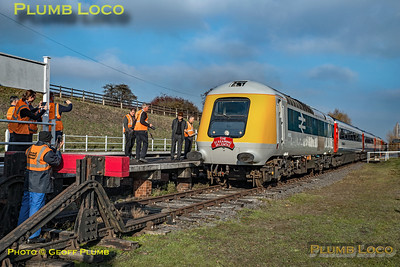 "41001, BLS ""Screaming Valentas"", Rushcliffe Platform 3, 17th November 2018"