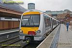168 215, BLS Semaphore & Sidings Tracker, Birmingham Moor Street, Platform 3, 2nd August 2014