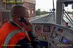 Driver Paul Waring, BLS Semaphore & Sidings Tracker, Birmingham Moor Street, 1Z22, 2nd August 2014