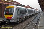 168 215, BLS Semaphore & Sidings Tracker, Birmingham Moor Street, 1Z21, 2nd August 2014