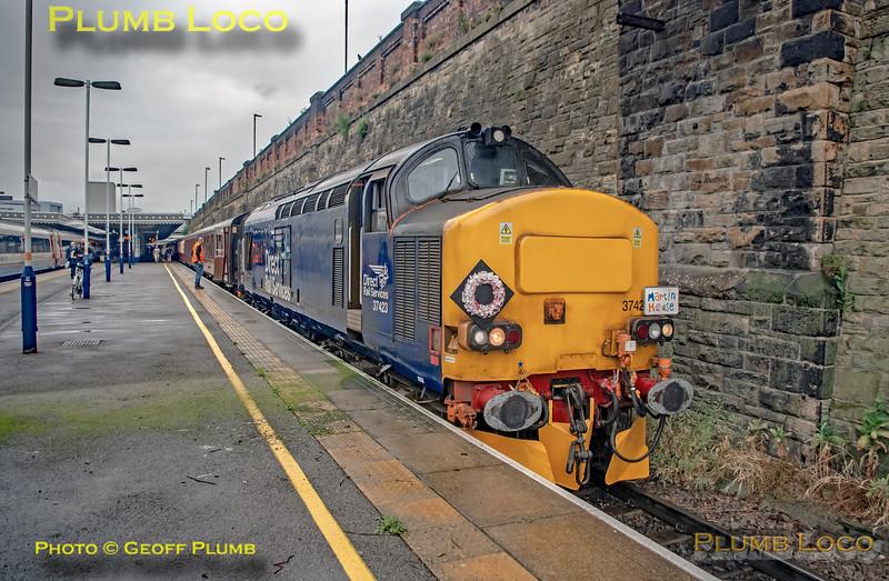 BLS 'Sinfin Syphon', 37423, Sheffield, 3rd July 2021