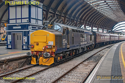 BLS 'Sinfin Syphon', 37423, York Platform 6, 1Z38, 3rd July 2021