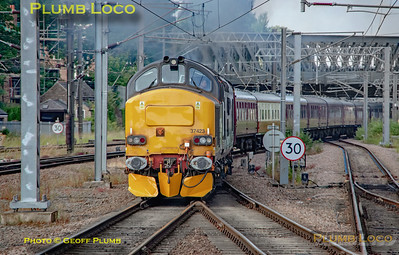 BLS 'Primary Colours', 37423, York, 4th July 2021