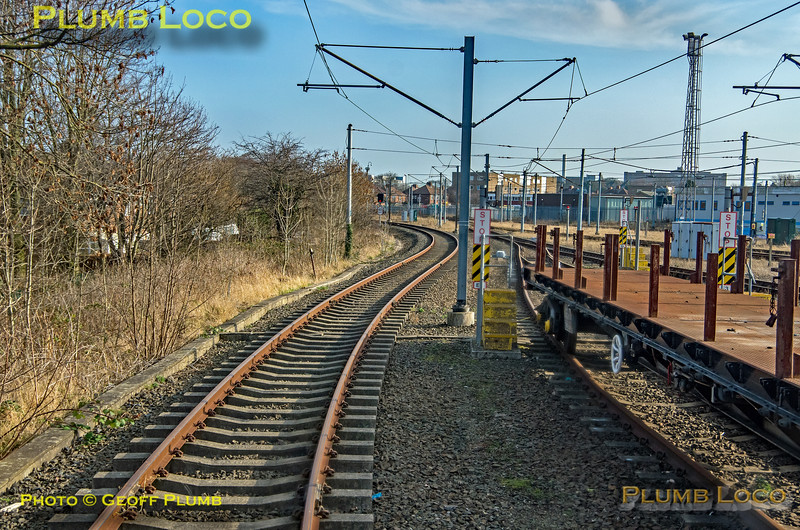 "BLS ""South Gosforth Avoider"", PoV 4085, Gosforth Depot Avoider, 24th February 2019"
