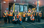 "BLS ""South Gosforth Avoider"", BLS/Metro Group, Gosforth Depot, 24th February 2019"