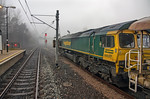 """BLS """"South Gosforth Avoider, PoV 4085 to 66537, Pelaw, 24th February 2019"""