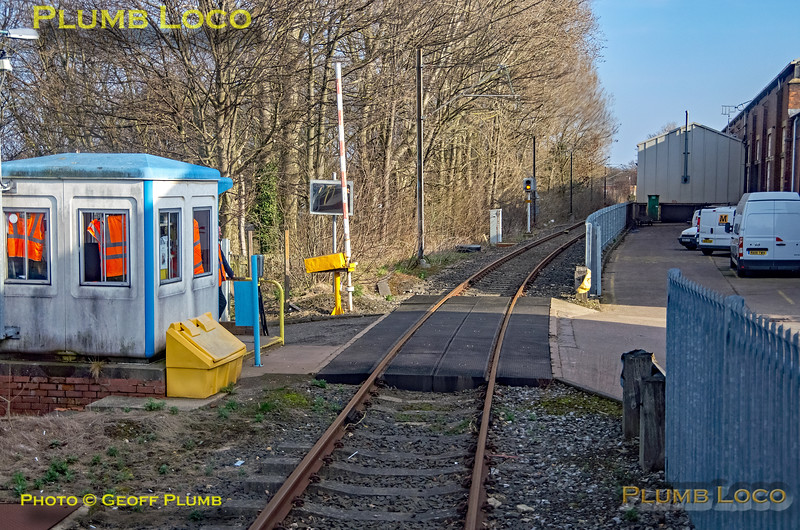"BLS ""South Gosforth Avoider"", PoV 4085, Gosforth Avoider LC, 24th February 2019"