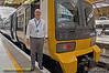 BLS Southeastern Metrolander, Driver Jon Cole & 465  009, Victoria Platform 2, 23rd September 2017