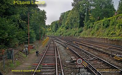 PoV 465 009, BLS Southeastern Metrolander, Sevenoaks Gusset, 2Z23, 23rd September 2017