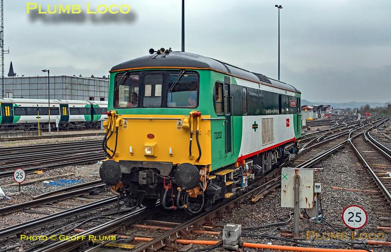 "73202, BLS ""442 Farewell"", Brighton, 0Z45, 12th March 2017"