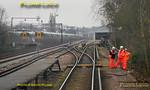 PoV 442402, Class 442Farewell, Streatham Hill Up Sidings, 12th March 2017