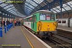 73202, Class 442 Farewell, Brighton, 1Z45, 12th March 2017