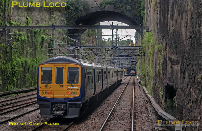 "BLS ""Sunday Yicker"", PoV 31128, Lime Street Tunnels, 9th June 2019"