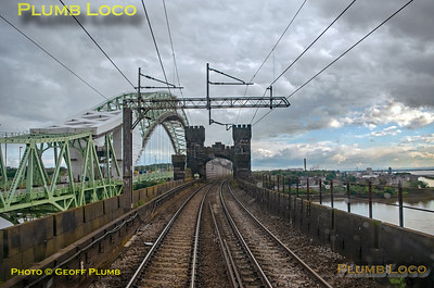 "BLS ""Sunday Yicker"", PoV 31128, Runcorn Bridge, 9th June 2019"