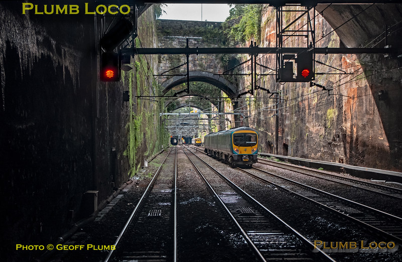 "BLS ""Sunday Yicker"", PoV 31128, Overbury Street Tunnel, 9th June 2019"