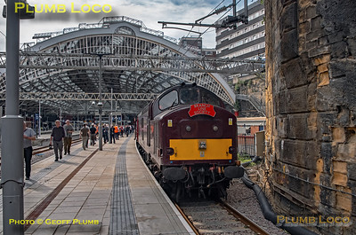 "BLS ""Sunday Yicker"", 37668, Liverpool Lime Street, 9th June 2019"