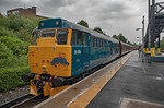 "BLS ""Sunday Yicker"", 31128, Hunts Cross Platform 3, 9th June 2019"
