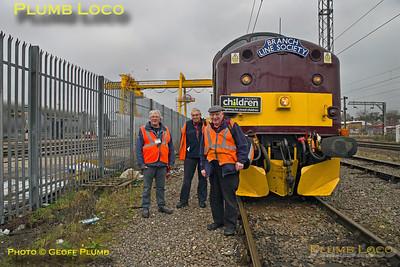 """37518, BLS """"Sussex Salopian"""", WCRC Crew, Acton Lane, 24th March 2018"""