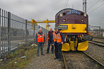 "37518, BLS ""Sussex Salopian"", WCRC Crew, Acton Lane, 24th March 2018"