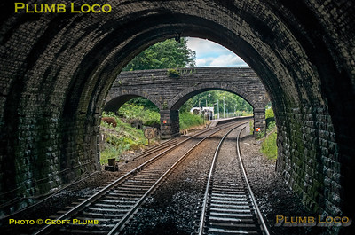 "BLS ""170 Farewell"" PoV 170 307, Totley Tunnel, 3rd July 2016"