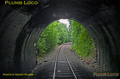 PoV 170 307, Class 170 Farewell, Ashwood Dale Tunnel, 3rd July 2016
