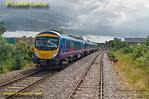PoV 170 307, 170 Farewell & 185 109, Grimsby Pasture Street UDPL, 3rd July 2016