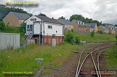 PoV 170 307, 170 Farewell, Buxton Signal Box, 3rd July 2016