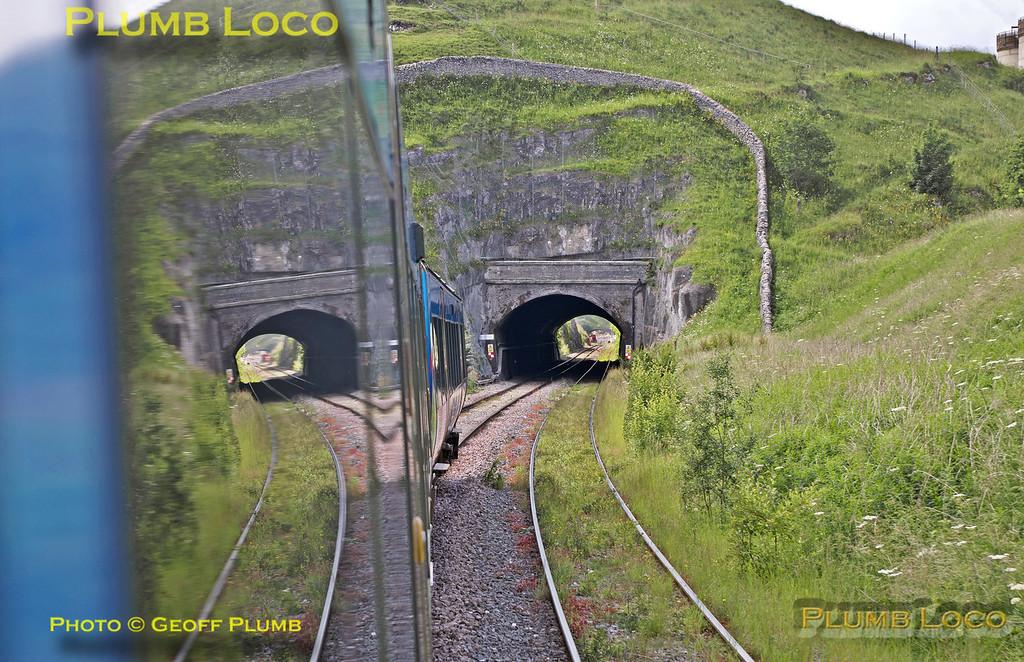 PoV 170 307, 170 Farewell, Great Rocks Tunnel, 1Z70, 3rd July 2016
