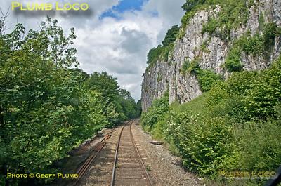PoV 170 307, Class 170 Farewell, Ashwood Dale, 3rd July 2016