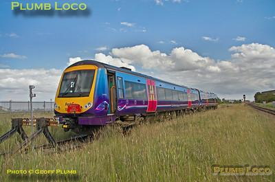 BLS TPE Class 170 Farewell Tracker