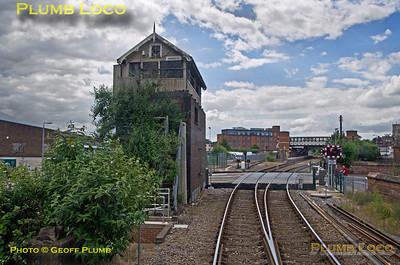 PoV 170 307, 170 Farewell, Grimsby Garden Street Signalbox, 3rd July 2016