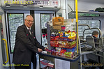 TPE Clyde Race Tracker, Refreshment Trolley, 26th April 2014
