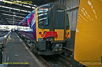 350 410, TPE Clyde Race Tracker, Craigentinny Carriage Shed, 1Z51, 26th April 2014