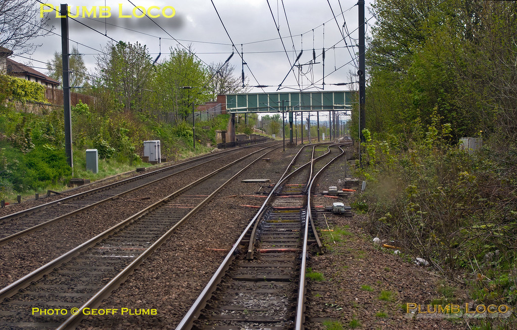 TPE Clyde Race Tracker, Craigentinny Junction, 1Z51, 26th April 2014