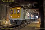 "319 444, BLS ""Thameslink Tracker"", Smithfield CHS, 1Z20, 12th July 2015"