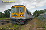"319 444, BLS ""Thameslink Tracker"", Bedford North Siding, 1Z19, 12th July 2015"