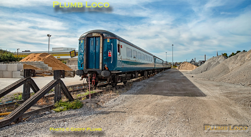 "BLS ""The Breckland Freighter, Tour Train, Norwich Riverside, 14th September 2019"