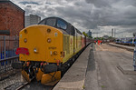 """BLS """"The Luca Pezzulo Express"""", 37521, Hull Paragon, Carriage Line E, 20th July 2019"""