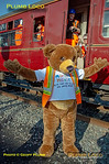 """BLS """"The Luca Pezzulo Express"""", Martin House Marty Bear, Drax, 20th July 2019"""