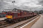 "BLS ""The Luca Pezzulo Express"", 37669, Hull Paragon Platform 7, 20th July 2019"
