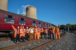 """BLS """"The Luca Pezzulo Express"""", Presentation Group, Drax Power Station, 20th July 2019"""