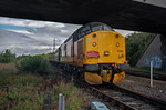 """BLS """"The Luca Pezzulo Express"""", 37521, Healey Mills Down Departure Line A, 20th July 2019"""