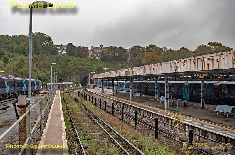 """BLS """"Sandwich Deal"""", Dover Priory, Carriage Siding 1, 12th October 2019"""